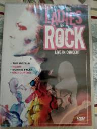 Dvd The ladeira of rock live in concert