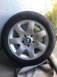 Pneu e jante sport de BMW x1