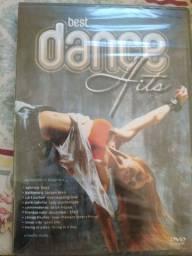 Dvd best dance hits lacrado original