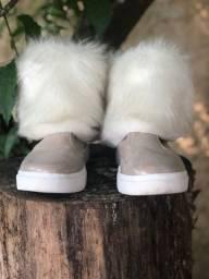 Bota de menina