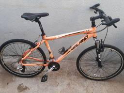 Bicicleta número 18 Heiland Nett 2.2 Aro 26, com catraca k7,