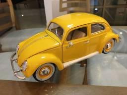 Miniatura Burago Fusca 1955 1:18