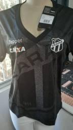 Camisa do Ceará - Feminina - Tam XL (GG) Nova na etiqueta