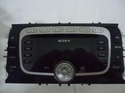 Sony - Toca Cd Ford Focus 2009 - Sem Chicote - Original - está novíssimo - unico dono