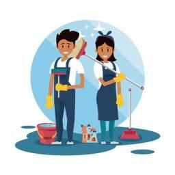 Limpeza e Jardinagem *