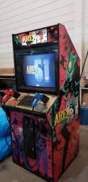 Area 51 arcade / fliperama/ pinball  / video game