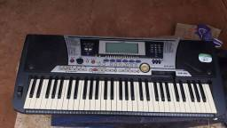 Vendo ou troco teclados Yamaha pdr 550