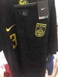 Camisa Oficial da China + Short  - R$ 90
