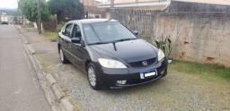 Civic LX 2005 1.7 16v Completo