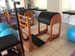 Equipamentos de Pilates Metalife