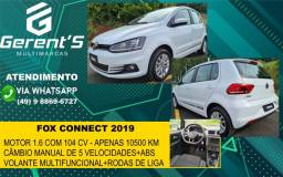 Fox 1.6 Connect Flex 2019 - 10500 km