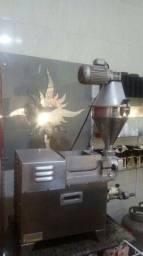 Maquina modeladora de coxinha