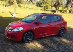 Nissan Tiida SL 2012 Completo TOP
