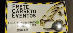 FRETE E CARRETOS