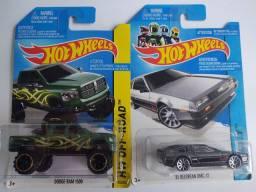 Hot Wheels Coleção 2013 a 2015