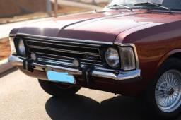 Opala de Luxo 1973/1974 4c cilindros coupe de colecionador