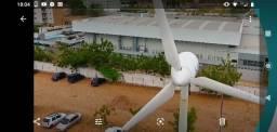 Gerador eolico 5kw