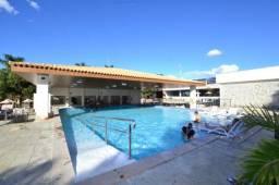 Apto no resort Diroma para 5 pessoas para temporada em caldas novas