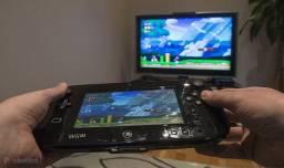 Wiiu deluxe desbloqueado HD 500 GB