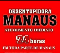 MEGA PROMOÇÃO DA DESENTUPIDORA MANAUS.