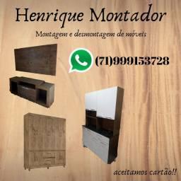 Montador de Móveis em Camaçari
