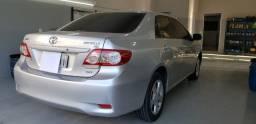 Corolla 2012 único dono