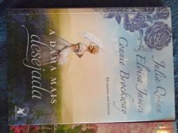Livros novos da Julia Quinn