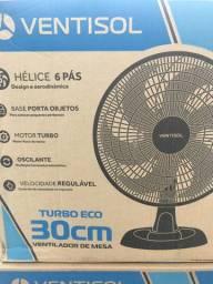 Ventilador lacrado 30cm
