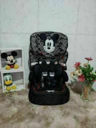 Cadeira de carro nova!! Mickey vira acento