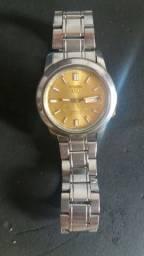 Relógio seiko 5 original automático