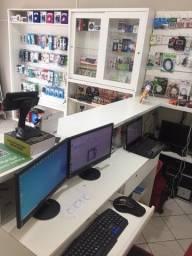 Passo loja de Assistecia de Celular e Computador