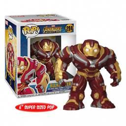 Funko Pop Hulkbuster Vingadores Guerra Infinita