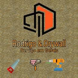 Serviço de Drywall