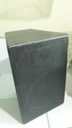 Caixa Amplificada Csr 3000a USB cartao SD Entrada para microfone Instrumento