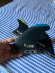 Quilhas futures fins JJF