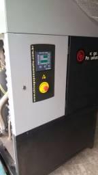 Compressor parafuso chicago 75cv