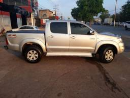 Hilux srv disel automatica Ano 2007/2008
