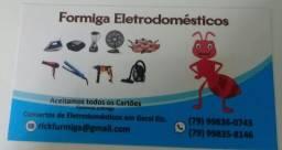 Consertos de Eletrodomésticos em Geral