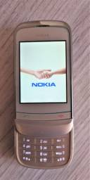 Nokia C2-06 Gold - 2 Chips - Cseries