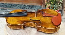 Violino Artesanal 4/4 Cópia Stradivari 1715 #49