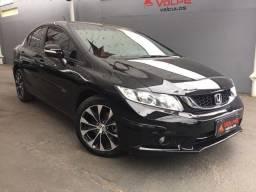 Honda Civic 2.0 LXR Automático 2016 ( Completo )
