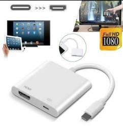 Adaptador Lightning para Hdmi - Iphone ou pad