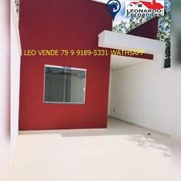 Leo vende, casa no bairro Sim com preço de oportunidade