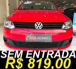 Volkswagen Fox Trend 1.6 Flex 2013 Completo Ùnico Dono
