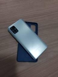 Samsung A71 128GB na garantia