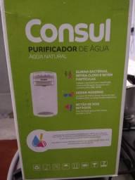 Purificafor de água Consul novo na caixa