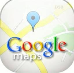 Serviço Da Google Maps