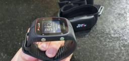 Relógio polar m400 muito novo, GPS, recursos avançados e etc