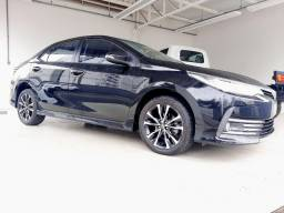 Toyota corolla xrs 2018 cvt com apenas 77.300 km rodados watts *