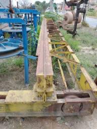 Ponte rolante 10 toneladas